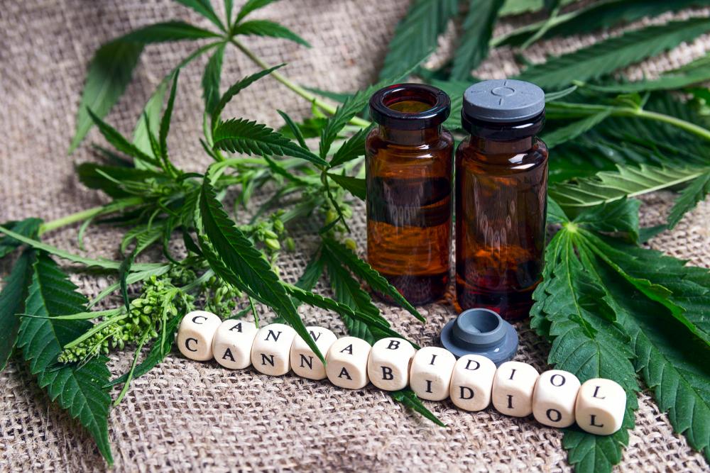 Cannabis sur le mentale